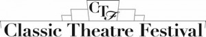 Classic Theatre Festival Logo